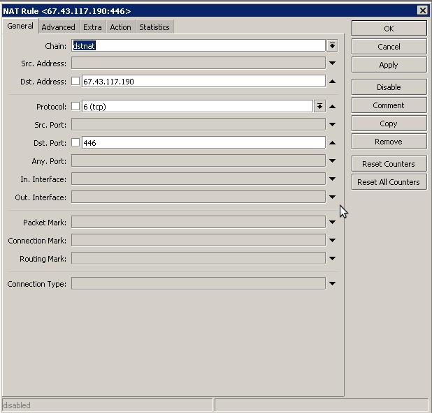 Clique na imagem para uma versão maior  Nome:         portforward2.jpg Visualizações:238 Tamanho: 105,5 KB ID:      16037