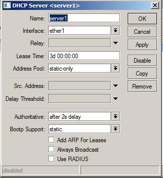 Clique na imagem para uma versão maior  Nome:         dhcp ppol static.jpg Visualizações:245 Tamanho: 24,4 KB ID:      16081