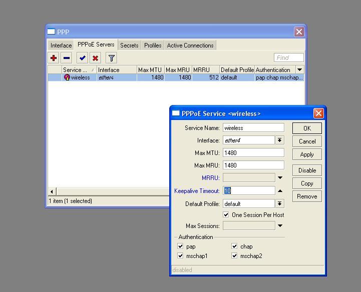 Clique na imagem para uma versão maior  Nome:         Erro2_PPPoE.JPG Visualizações:144 Tamanho: 47,9 KB ID:      16184