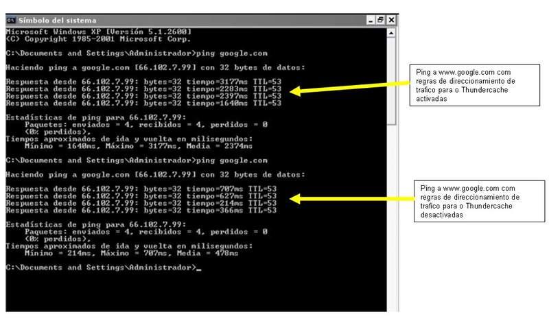 Clique na imagem para uma versão maior  Nome:         PING A GOOGLE DESDE REPETIDOR CON LAPTOP.jpg Visualizações:148 Tamanho: 49,1 KB ID:      20135