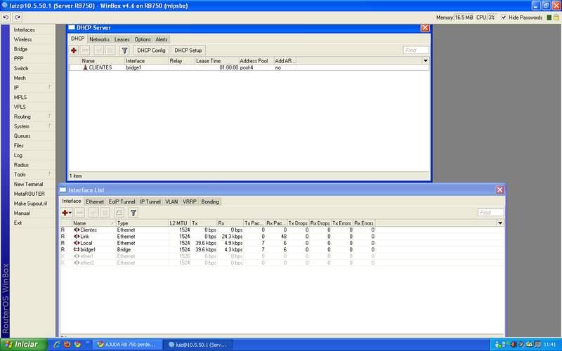 Clique na imagem para uma versão maior  Nome:         print dhcp - interface.jpg Visualizações:108 Tamanho: 38,2 KB ID:      21239