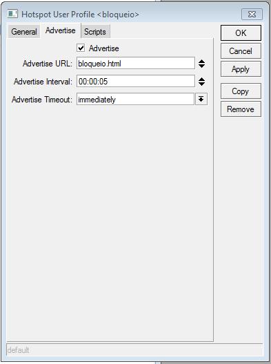 Clique na imagem para uma versão maior  Nome:         Advertise Bloqueio.PNG Visualizações:268 Tamanho: 15,2 KB ID:      21456