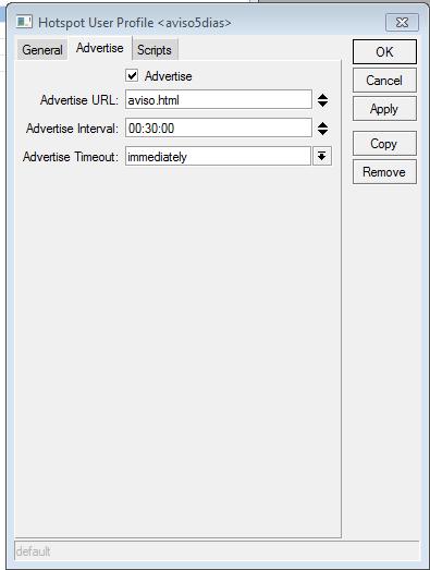 Clique na imagem para uma versão maior  Nome:         Advertise Aviso.PNG Visualizações:196 Tamanho: 15,3 KB ID:      21806