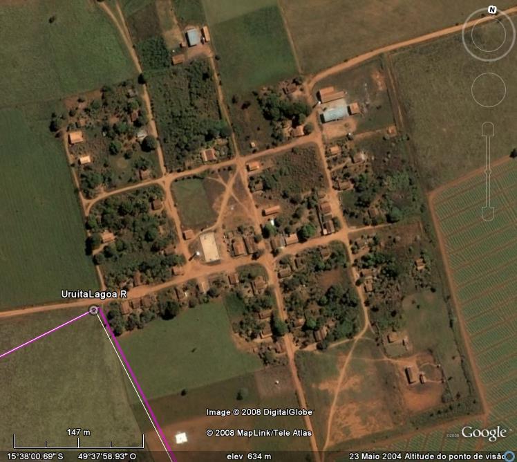 Clique na imagem para uma versão maior  Nome:         Imagem Povoado Francisnopolis.jpg Visualizações:109 Tamanho: 79,6 KB ID:      2268