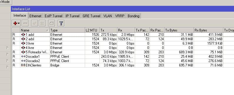 Clique na imagem para uma versão maior  Nome:         interfaces com LoadBalance rodando.JPG Visualizações:155 Tamanho: 49,8 KB ID:      24014