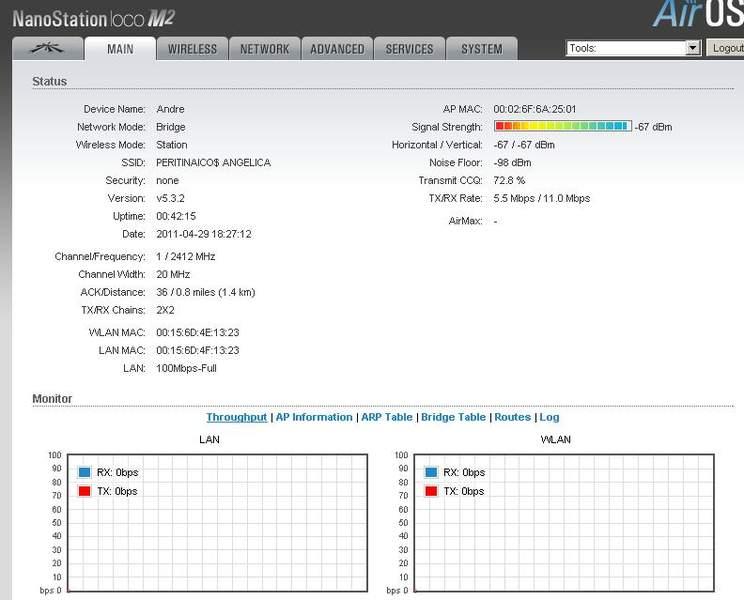 Clique na imagem para uma versão maior  Nome:         Nanostation cliente.jpg Visualizações:104 Tamanho: 46,4 KB ID:      24175