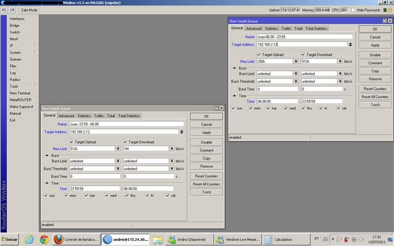 Clique na imagem para uma versão maior  Nome:         controle de banda por horario.jpg Visualizações:162 Tamanho: 44,6 KB ID:      24610