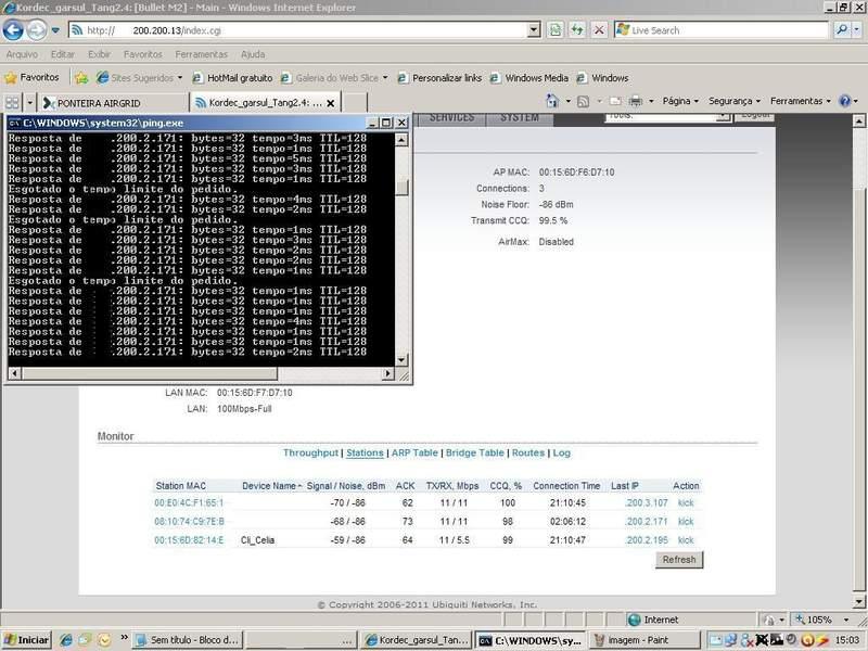 Clique na imagem para uma versão maior  Nome:         bullet m2hp ping.jpg Visualizações:73 Tamanho: 72,7 KB ID:      26768