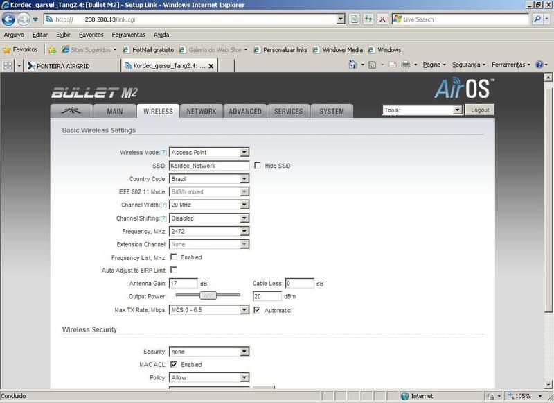 Clique na imagem para uma versão maior  Nome:         bullet m2hp wireless.jpg Visualizações:66 Tamanho: 45,2 KB ID:      26769