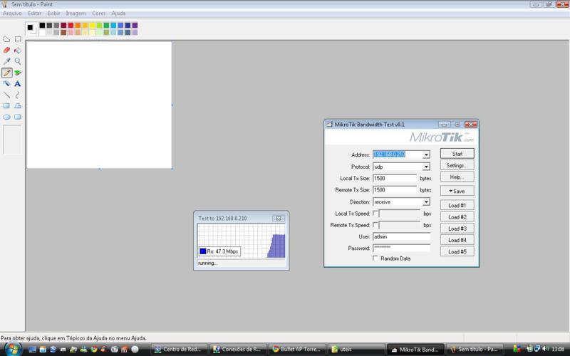 Clique na imagem para uma versão maior  Nome:         teste UDP em 20MHz.jpg Visualizações:137 Tamanho: 34,7 KB ID:      26779