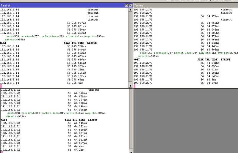Clique na imagem para uma versão maior  Nome:         Ping para cliente 22hr.jpg Visualizações:114 Tamanho: 51,5 KB ID:      27655