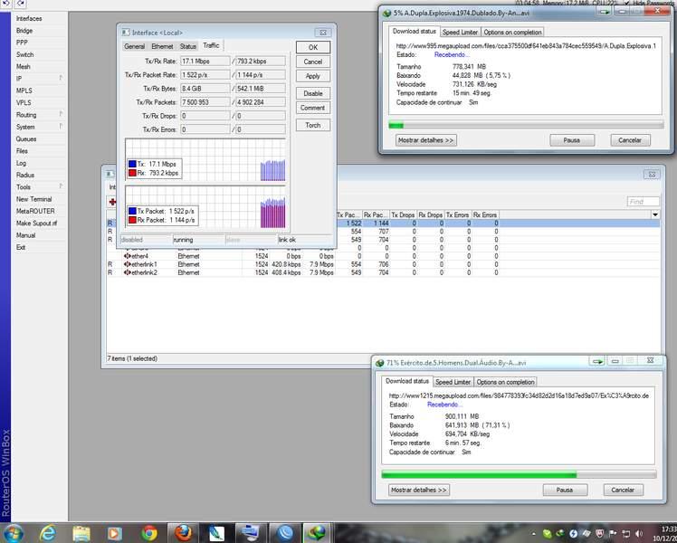 Clique na imagem para uma versão maior  Nome:         Print Load PCC Saida de 2 links.jpg Visualizações:44 Tamanho: 52,7 KB ID:      31365