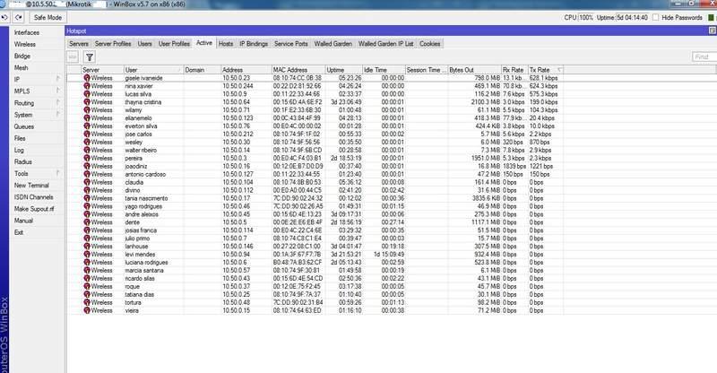 Clique na imagem para uma versão maior  Nome:         Servidor 100% processador.jpg Visualizações:346 Tamanho: 54,9 KB ID:      31572