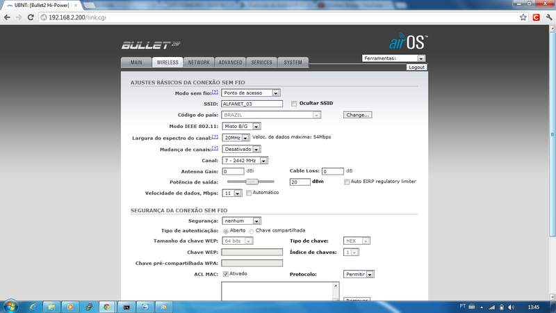 Clique na imagem para uma versão maior  Nome:         tela_wireless.jpg Visualizações:48 Tamanho: 31,7 KB ID:      37253
