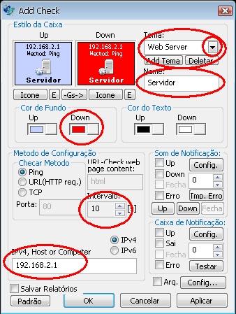 Clique na imagem para uma versão maior  Nome:         Adicionando o Servidor.jpg Visualizações:375 Tamanho: 107,7 KB ID:      38789
