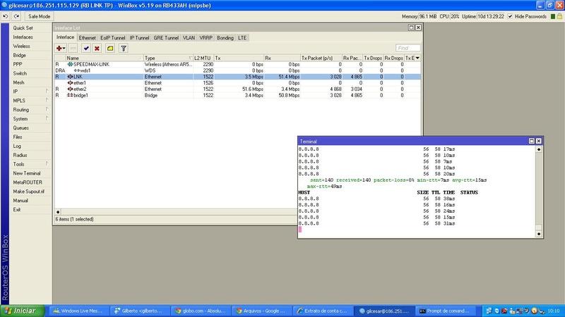 Clique na imagem para uma versão maior  Nome:         print speedmax link com intelbras.jpg Visualizações:222 Tamanho: 80,6 KB ID:      39545