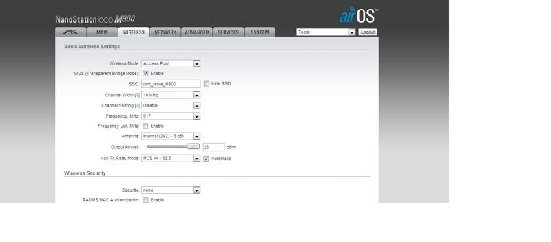 Clique na imagem para uma versão maior  Nome:         AP M900  wireless.jpg Visualizações:64 Tamanho: 32,6 KB ID:      40311