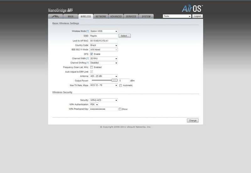 Clique na imagem para uma versão maior  Nome:         NanoBridge - ABA WIRELESS.jpg Visualizações:164 Tamanho: 45,5 KB ID:      41210