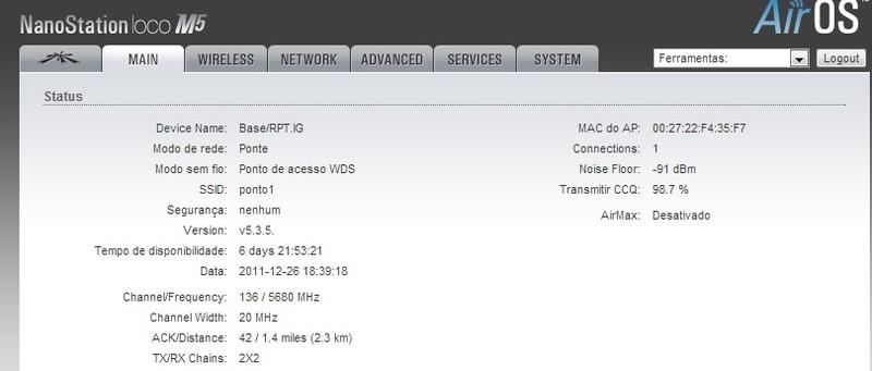 Clique na imagem para uma versão maior  Nome:         Nano m5. ponto de acesso 1.jpg Visualizações:135 Tamanho: 56,0 KB ID:      41741