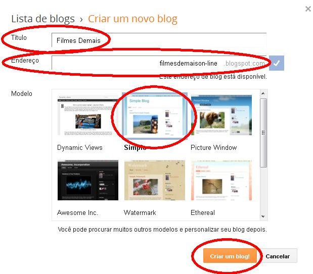 Clique na imagem para uma versão maior  Nome:         BlogCriar.jpg Visualizações:459 Tamanho: 53,1 KB ID:      41993
