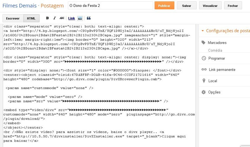 Clique na imagem para uma versão maior  Nome:         Codigo adicionado.jpg Visualizações:555 Tamanho: 137,2 KB ID:      42004