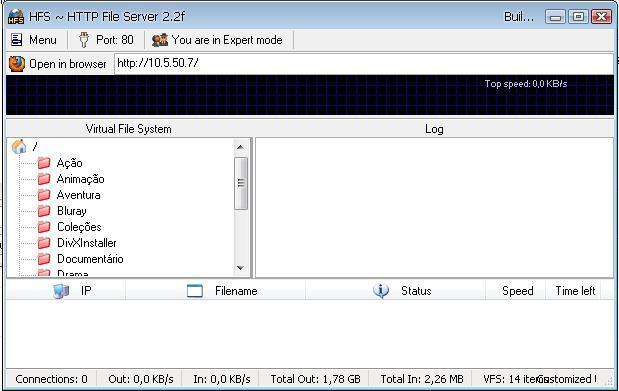 Clique na imagem para uma versão maior  Nome:         Interface_HFS.jpg Visualizações:930 Tamanho: 34,9 KB ID:      42124
