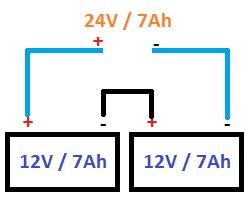 Nome:      Ligação Paralela Baterias.jpg Visitas:     1978 Tamanho:  12,2 KB