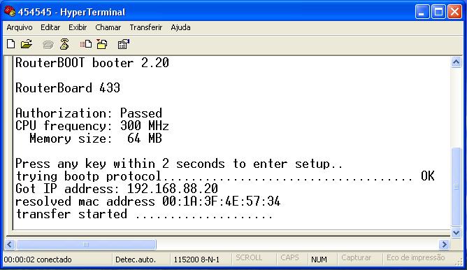 Clique na imagem para uma versão maior  Nome:         hyperterminal.png Visualizações:719 Tamanho: 23,2 KB ID:      43468