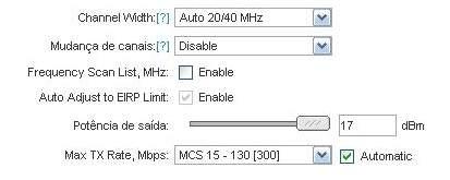 Clique na imagem para uma versão maior  Nome:         Max TX Rate 1.jpg Visualizações:105 Tamanho: 10,9 KB ID:      48003
