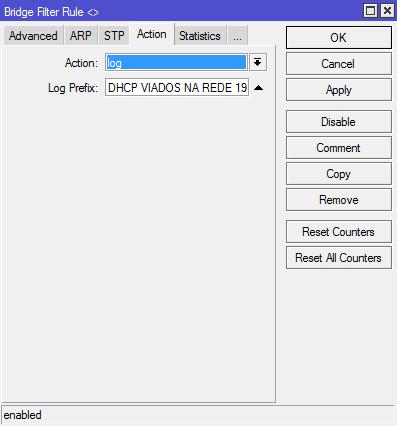 Clique na imagem para uma versão maior  Nome:         blocando dhcp na rede 002.png Visualizações:242 Tamanho: 8,0 KB ID:      49137