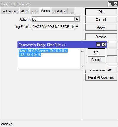 Clique na imagem para uma versão maior  Nome:         blocando dhcp na rede 002b.png Visualizações:198 Tamanho: 10,0 KB ID:      49138