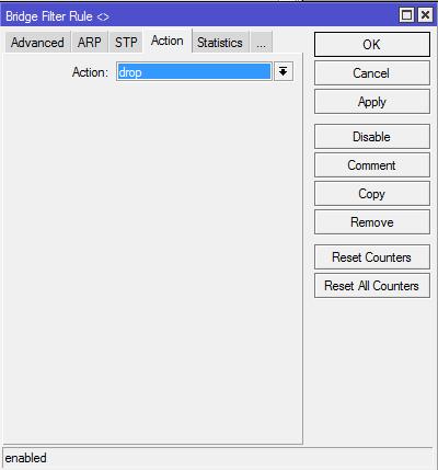 Clique na imagem para uma versão maior  Nome:         blocando dhcp na rede 004.png Visualizações:205 Tamanho: 7,3 KB ID:      49140