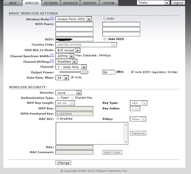 Clique na imagem para uma versão maior  Nome:         ap_wds_ubnt.jpg Visualizações:72 Tamanho: 125,3 KB ID:      49474