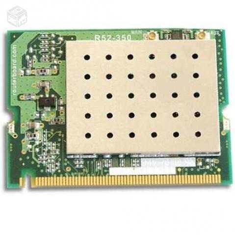 Clique na imagem para uma versão maior  Nome:         mikrotik-mini-pci-card-r52h-350mwr52hn-2458-seminovo--2804-MLB4817119678_082013-O.jpg Visualizações:93 Tamanho: 23,1 KB ID:      49538