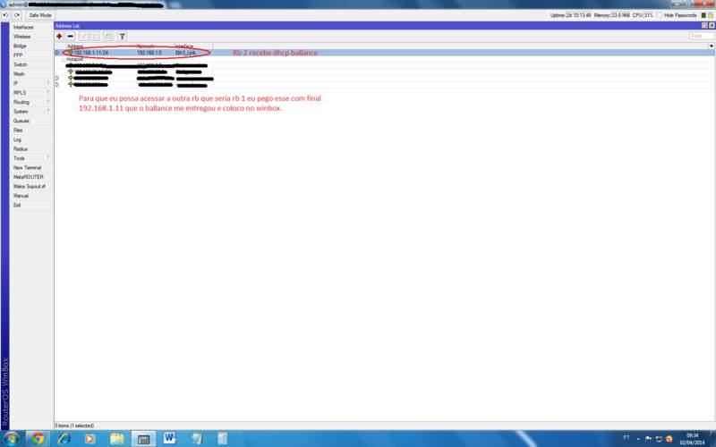 Clique na imagem para uma versão maior  Nome:         rb 2 cliente dhcp.jpg Visualizações:41 Tamanho: 22,3 KB ID:      51102