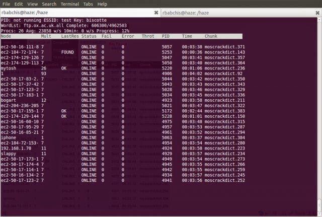 Under-Linux Org Portal - Moscrack: Facilitando Cracking de Chaves WPA