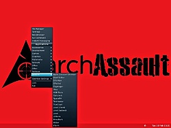 ArchAssault: Arch Linux ISO para Pentesters