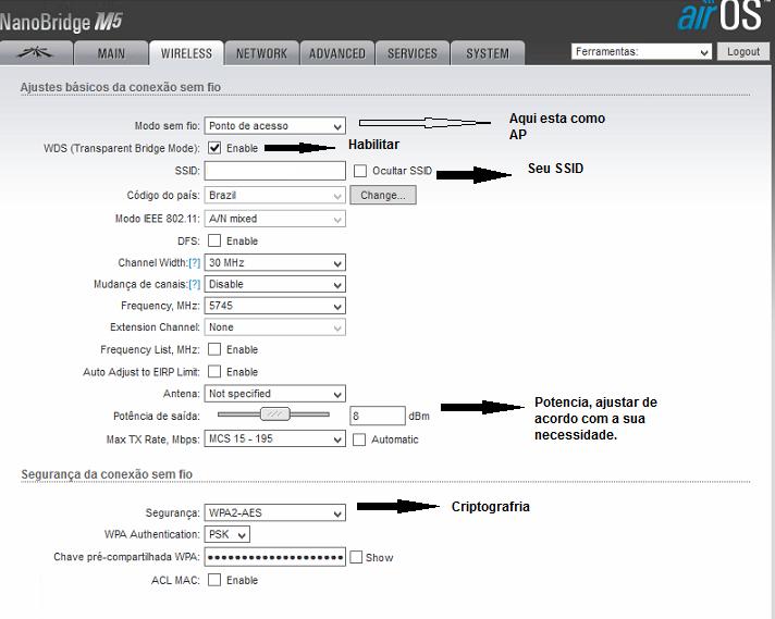 Clique na imagem para uma versão maior  Nome:         AP_conf.png Visualizações:51 Tamanho: 104,9 KB ID:      52760