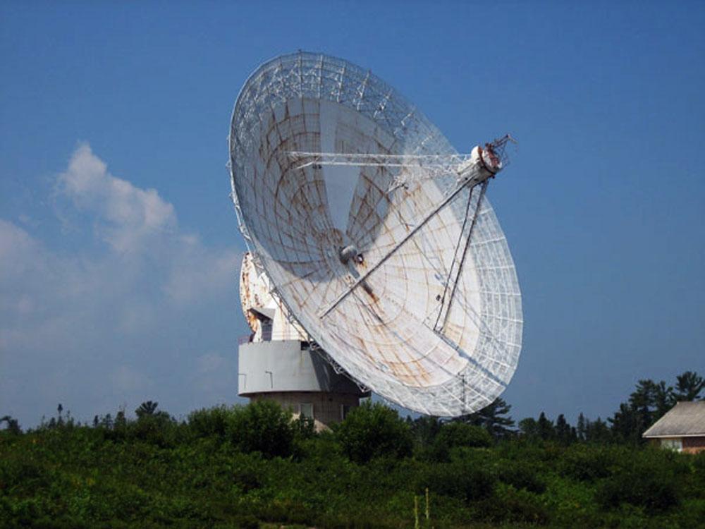 Clique na imagem para uma versão maior  Nome:         Algonquin_Radio_Observatory_Canada.jpg Visualizações:41 Tamanho: 100,6 KB ID:      53555