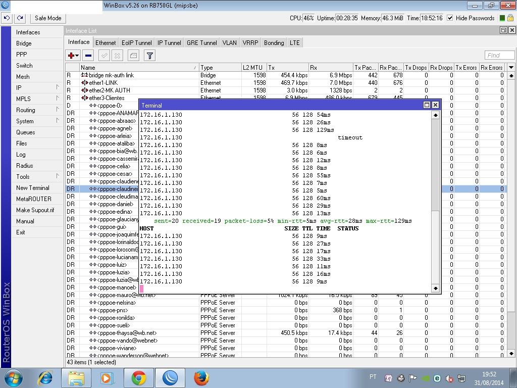 Clique na imagem para uma versão maior  Nome:         ping cliente.jpg Visualizações:37 Tamanho: 295,3 KB ID:      54381