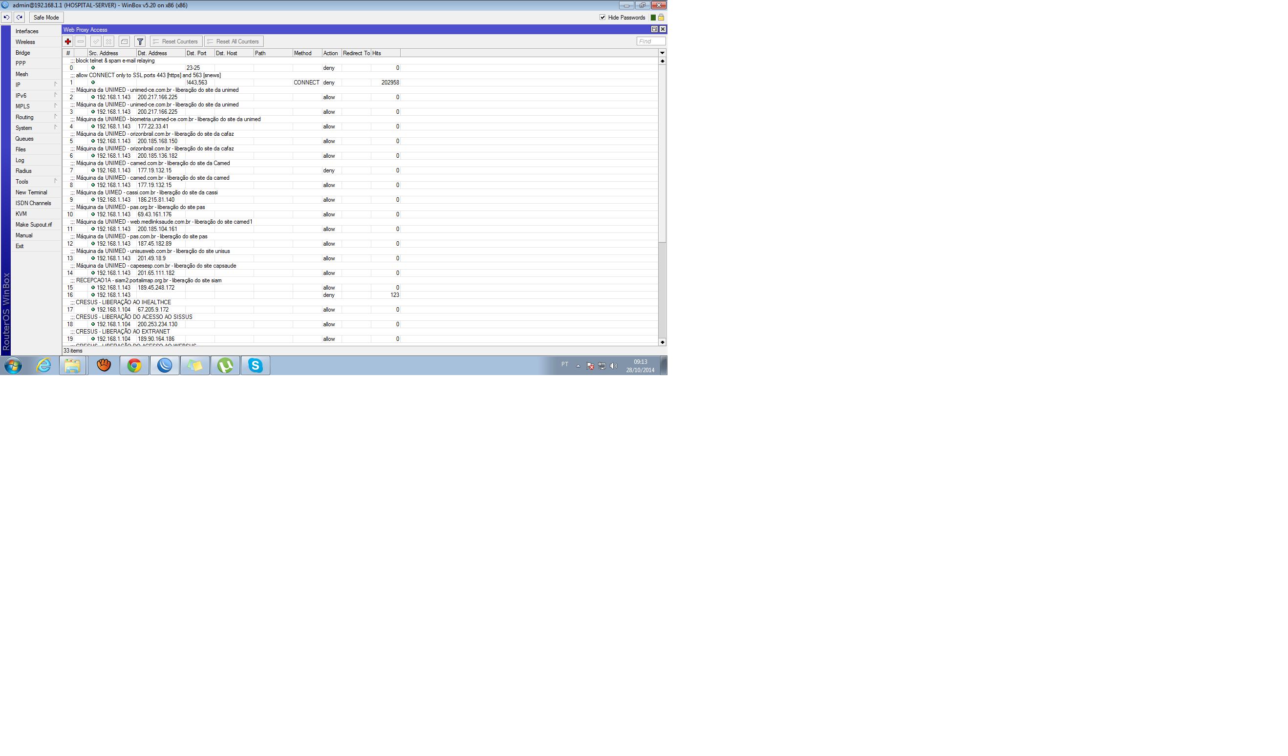 Clique na imagem para uma versão maior  Nome:         mikrotik erro 2.png Visualizações:63 Tamanho: 130,0 KB ID:      55569