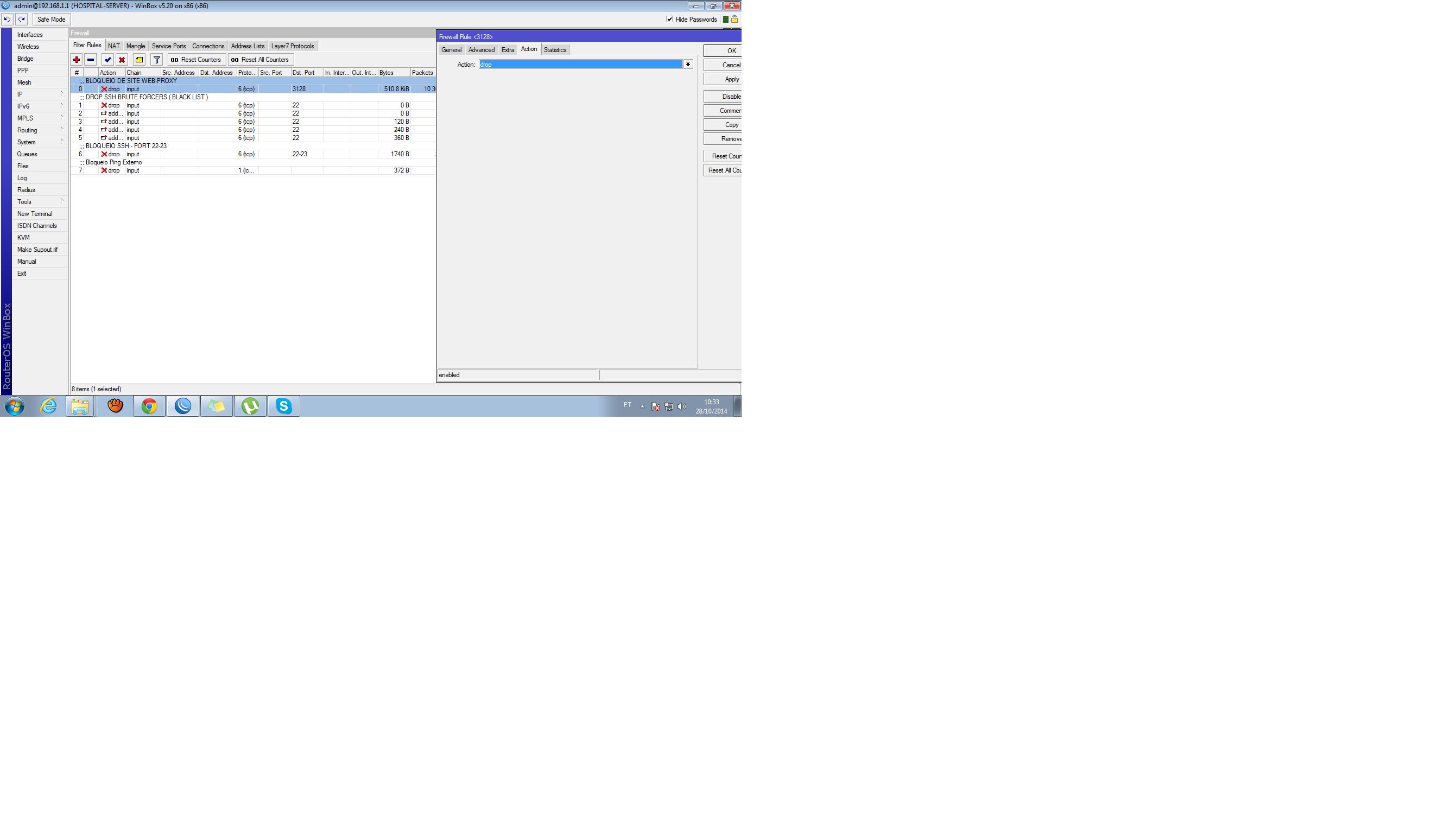 Clique na imagem para uma versão maior  Nome:         mikrotik 3.png Visualizações:36 Tamanho: 100,2 KB ID:      55573