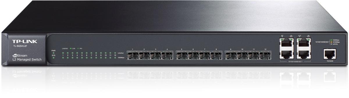 Clique na imagem para uma versão maior  Nome:         switch-jetstream-12-port-gigabit-sfp-gerenciavel-tl-sg5412f-18371-MLB20153603394_082014-F.jpg Visualizações:894 Tamanho: 75,4 KB ID:      56097