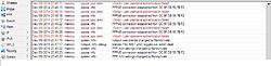 Clique na imagem para uma versão maior  Nome:         um mac tentando conectar por ppoe varias tentativas e continua o dia todo.jpg Visualizações:187 Tamanho: 89,6 KB ID:      56243