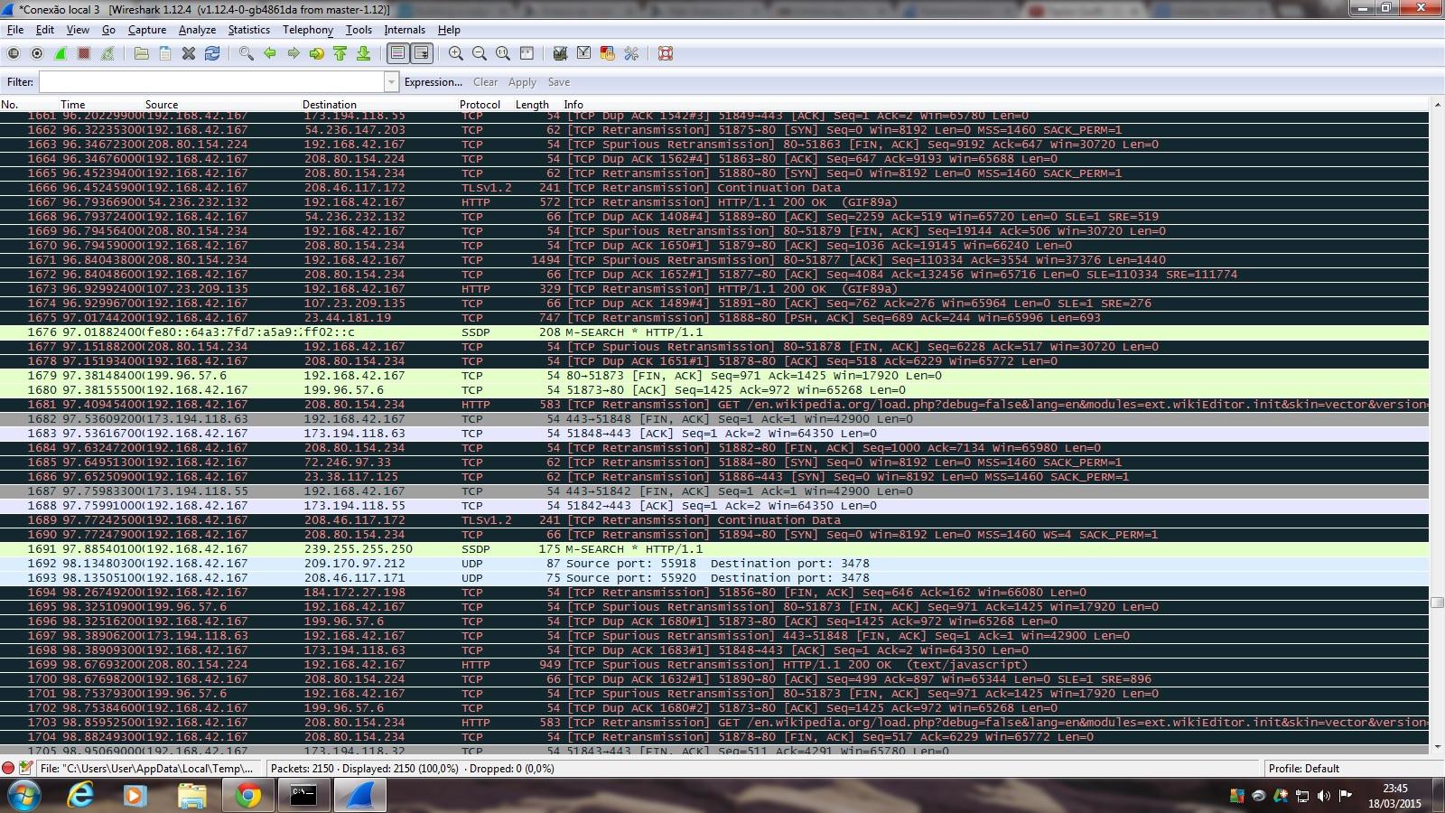 Clique na imagem para uma versão maior  Nome:         Wireshark.jpg Visualizações:121 Tamanho: 812,7 KB ID:      57968