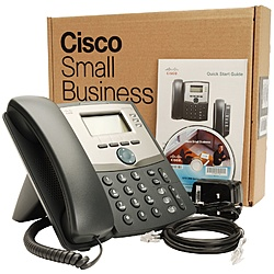 Cisco Small Business IP Phones Vulneráveis à Espionagem