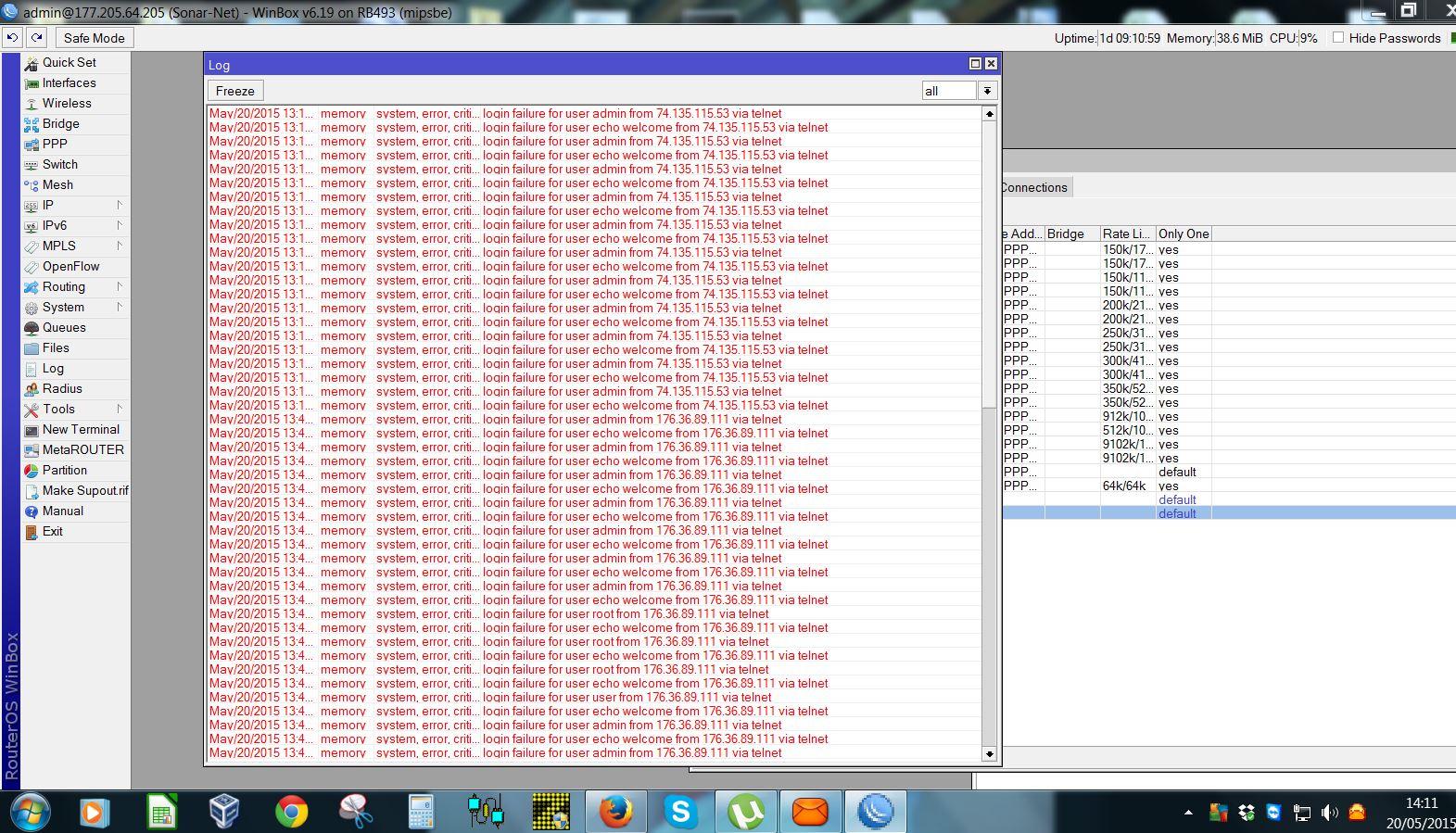 Clique na imagem para uma versão maior  Nome:         Ataque routerboard.JPG Visualizações:66 Tamanho: 397,9 KB ID:      59731