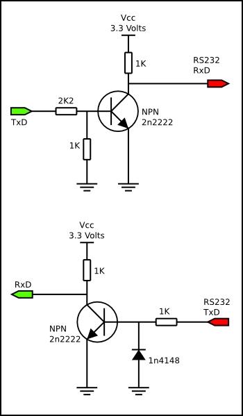 Clique na imagem para uma versão maior  Nome:         LaFonera_Hardware_Serial-Cable-Port_11_simple_schematic.jpg Visualizações:118 Tamanho: 34,5 KB ID:      59925