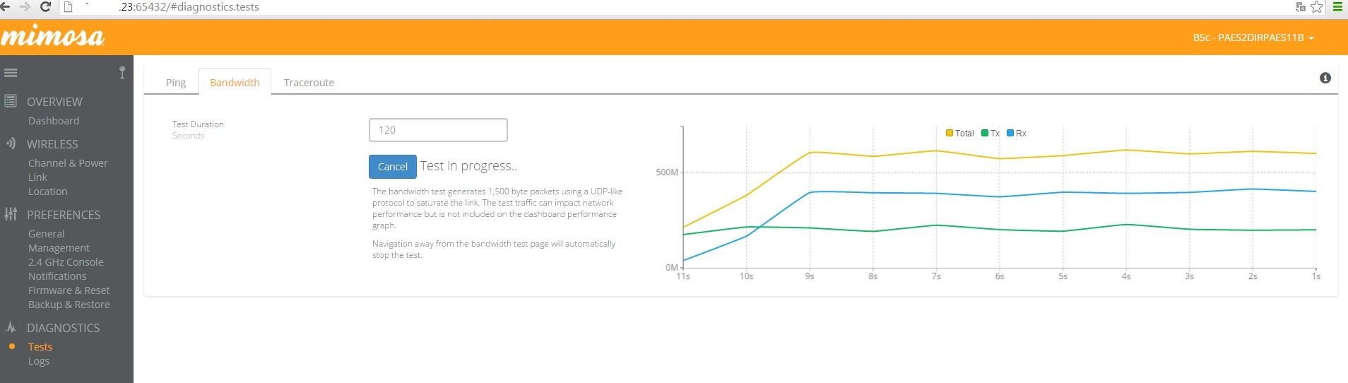 Clique na imagem para uma versão maior  Nome:         teste mimosa 500megas.jpg Visualizações:148 Tamanho: 125,5 KB ID:      61005