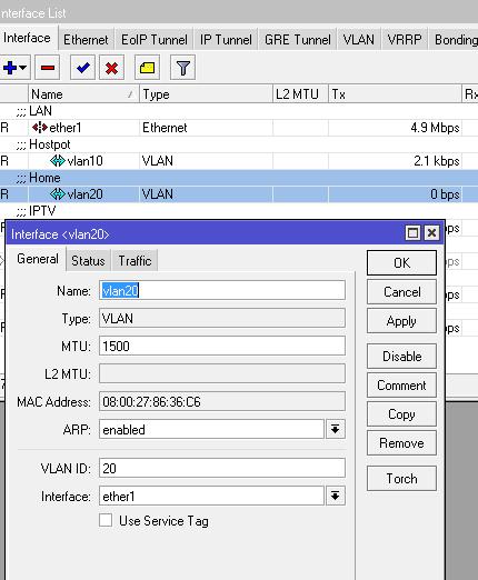 Clique na imagem para uma versão maior  Nome:         vlans_mk.PNG Visualizações:79 Tamanho: 14,3 KB ID:      61024